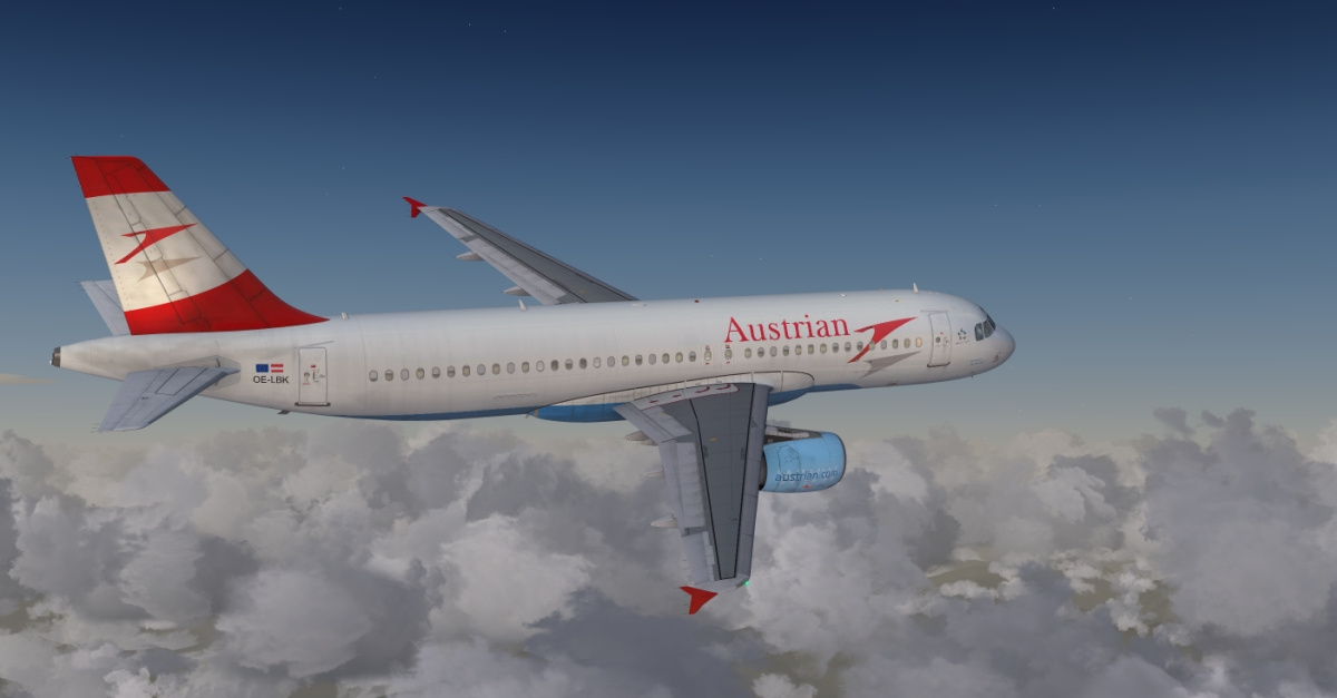 Finally, a good A320 - American Airlines Virtual